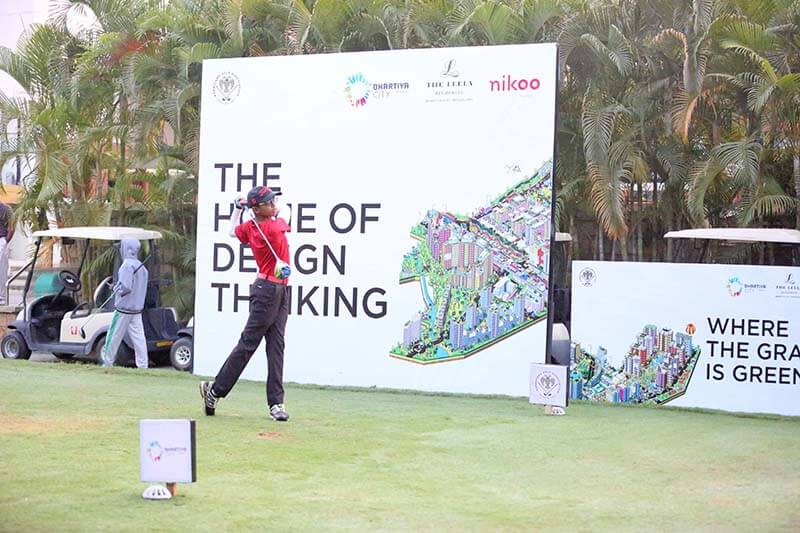 Golf Tournamentat KGA, Bengaluru