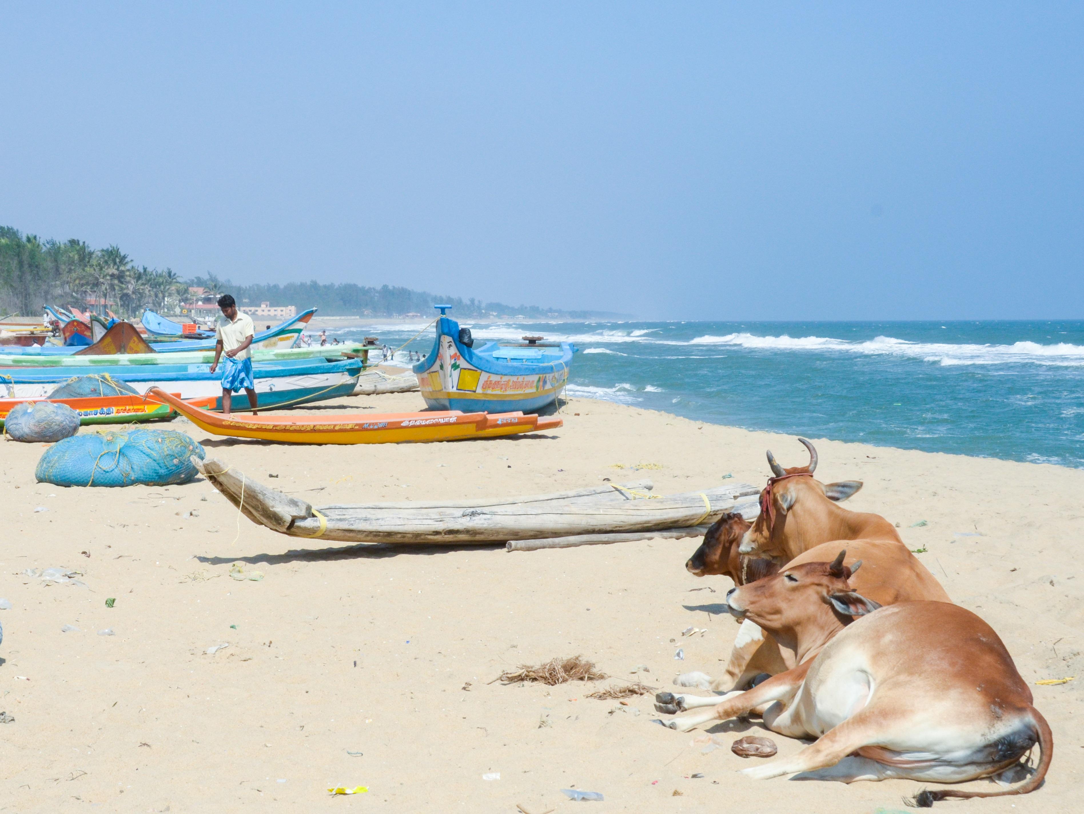 Mahabalipuram-beach-bhartiya-city