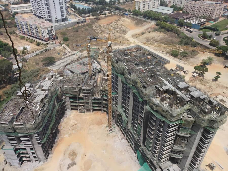 Block 6 Aerial