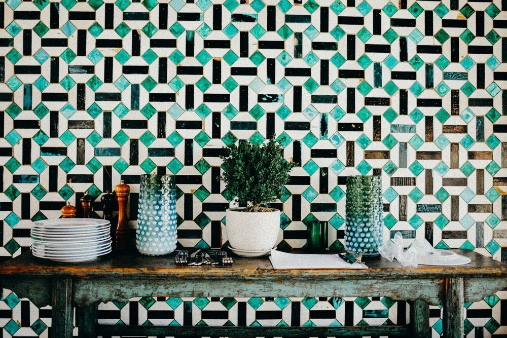Boring to Beautiful The power of feature walls