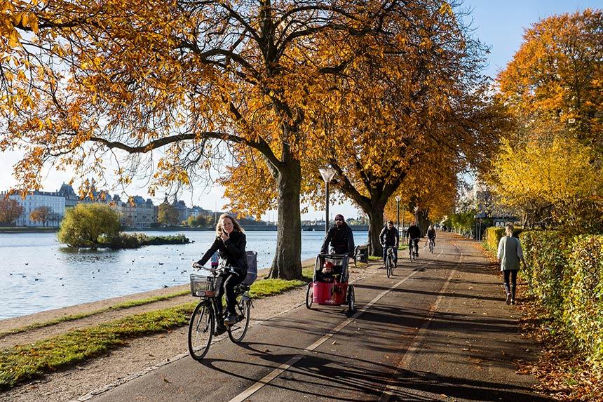 Copenhagen-cycling