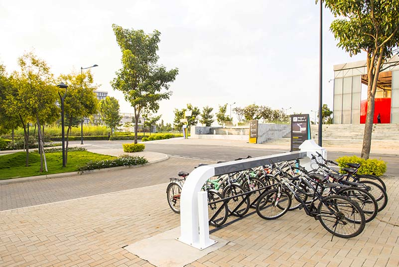 Cycle Stand | Bhartiya City