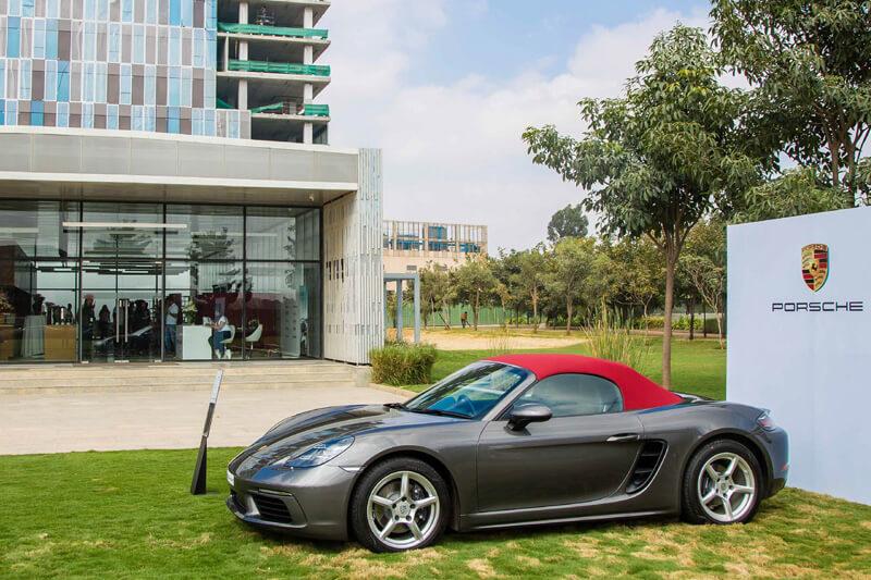 Bhartiya CityRedefines Luxe with the Porsche Experience