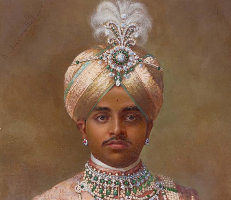 Krishna Raja Wadiyar IV | Bhartiya City
