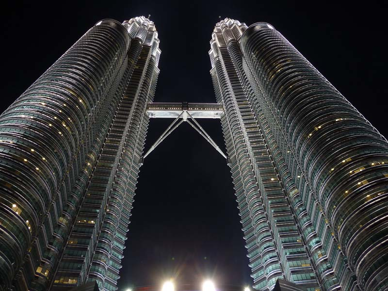 Petronas Towers | Bhartiya City