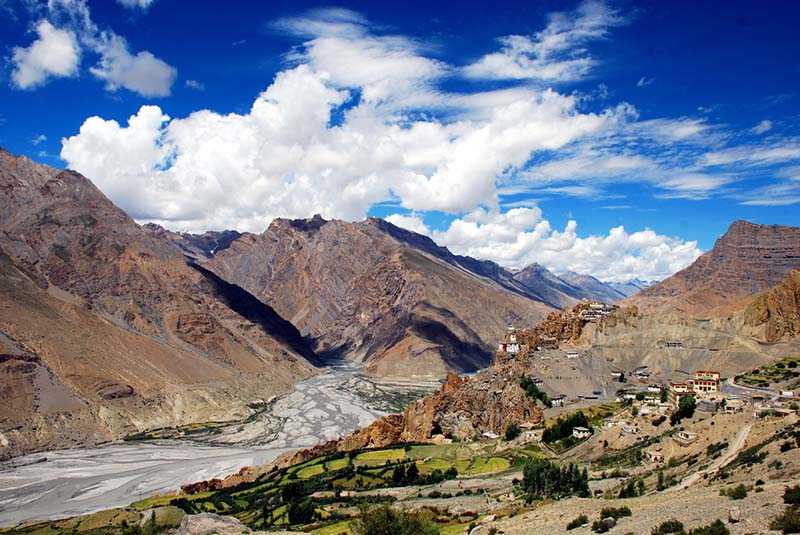 Spiti Valley | Dankhar | India