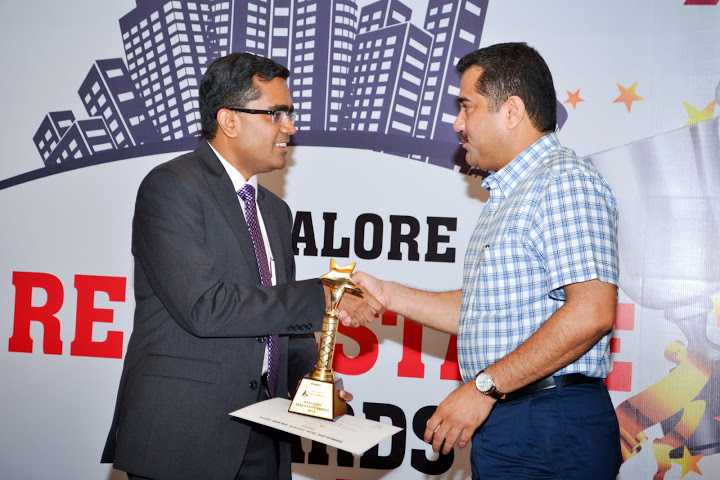 Bhartiya City has won the award - Emerging Developer of the year