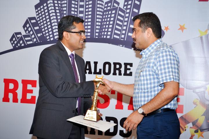 Bhartiya City has won the award - Emerging Developer of the year
