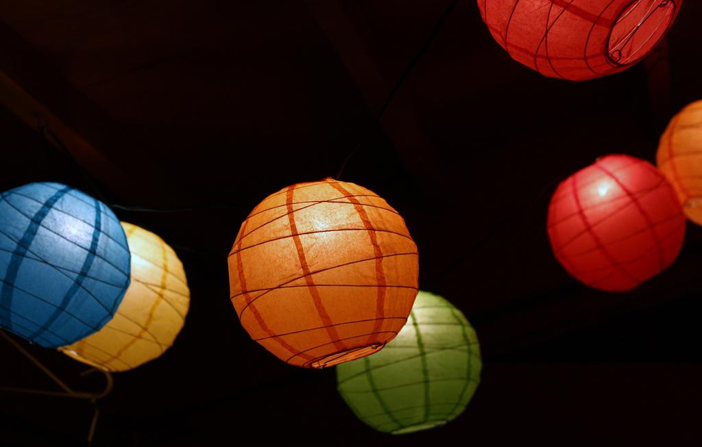 lanterns-bhartiya-city